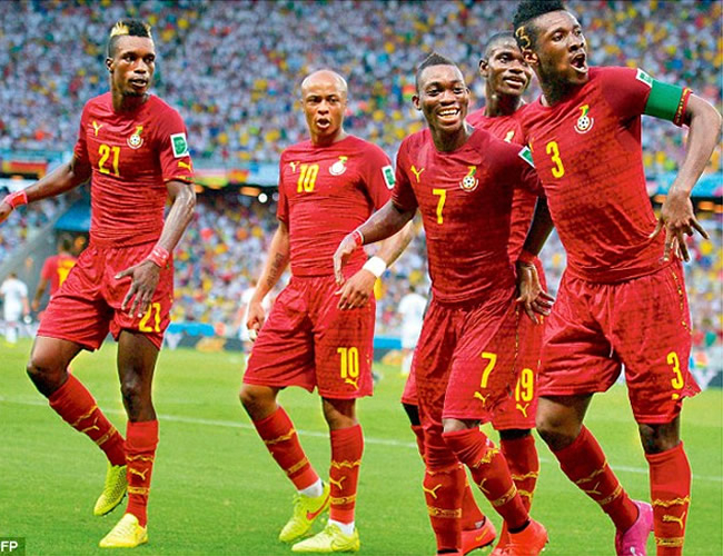 AFCON 2017: Ghana players ready to accept any amount as winning bonus
