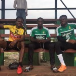 Video: Ghana footballers at 2017 AFCON release hilarious short movie on celebrity rejected at the nightclub entrance by bouncer