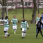 VIDEO: Watch Baba Mensah's debut goal for Danish side Viborg FF