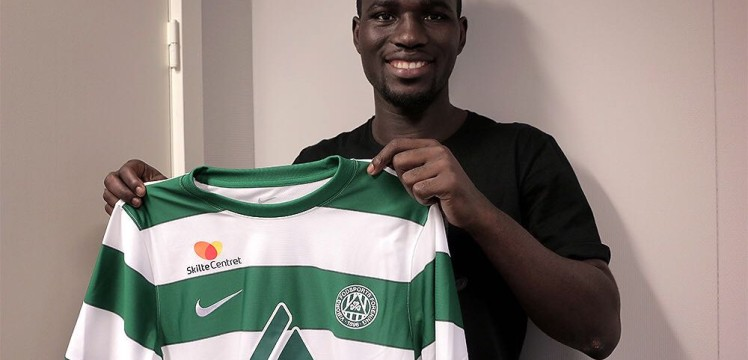 On-loan Baba Mensah targets survival with bottom Danish Superliga side Viborg FF