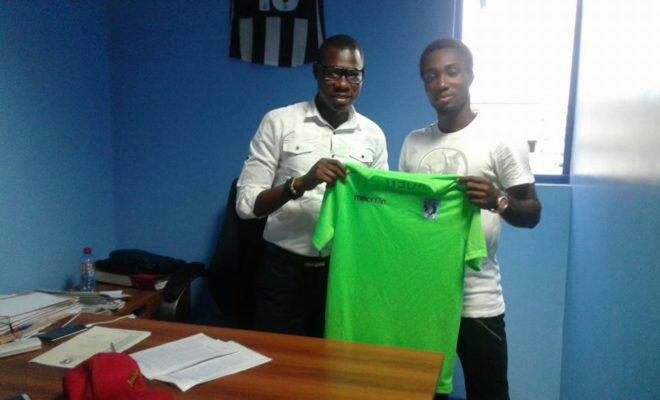 Bechem United sign former Hearts of Oak captain Owusu Bempah