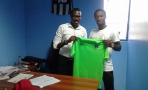 Ex-Hearts defender Owusu Bempah mutually part ways with Bechem United