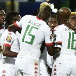 2019 AFCON: Angola qualify ahead of Burkina Faso