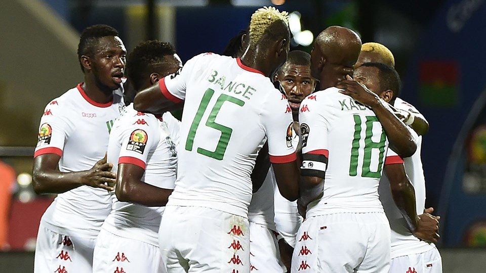 2019 AFCON: Angola qualify ahead of Burkina Faso