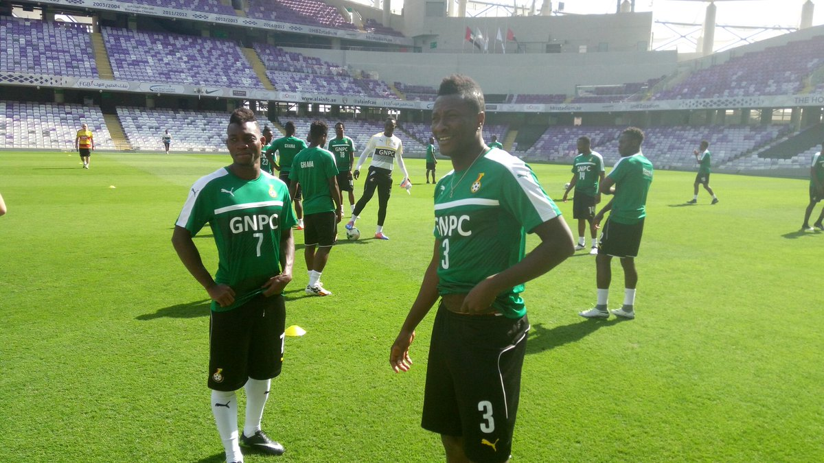 VIDEO: Black Stars in high spirit ahead of Uganda clash at AFCON 2017