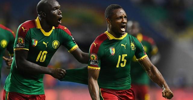 AFCON 2017 Match Report: Cameroon 2-1 Guinea-Bissau - Indomitable Lions survive scare to secure vital win
