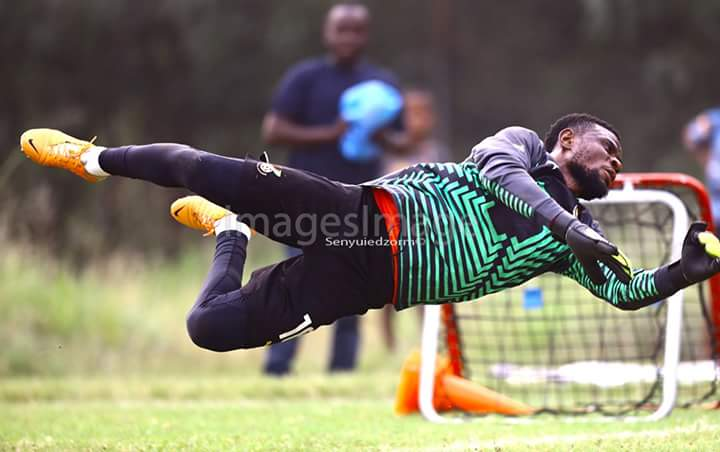 Breaking News: Enyimba FC goalkeeper Fatau Dauda to replace injured Adam Kwarasey