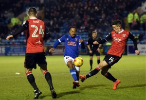 English side Carlisle United release veteran Ghanaian striker Derek Asamoah
