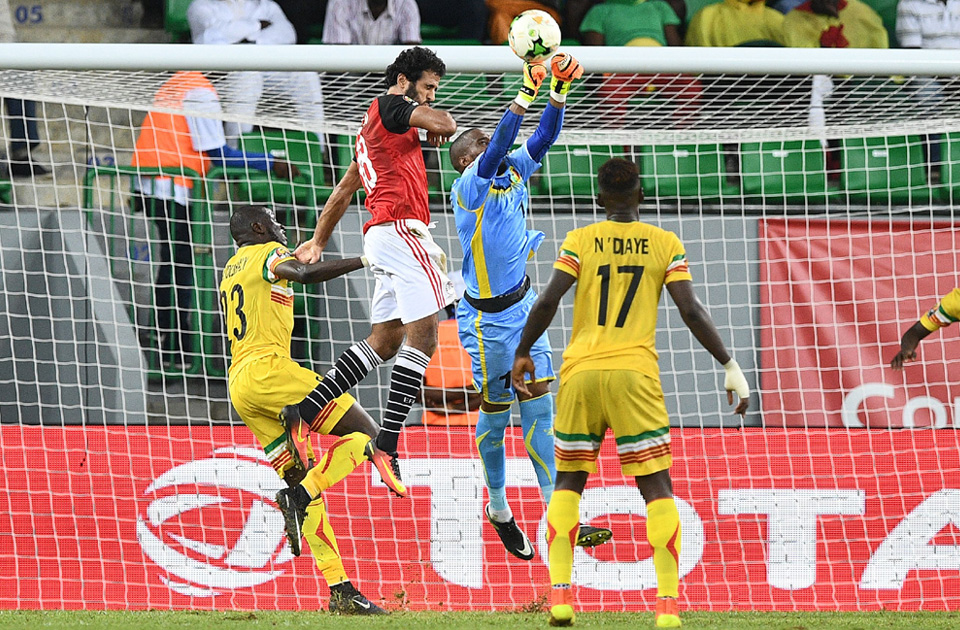 Egypt's Mohammed El Neny salutes impregnable Mali after dour 0-0 draw in Group D