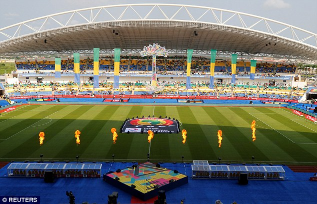 Pierre-Emerick Aubameyang and Sadio Mane are starring and tickets are only 70p... so why are AFCON crowds so sparse?