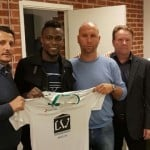 Former Inter Allies midfielder Gershon Koffie completes move to Swedish side Hammarby IF