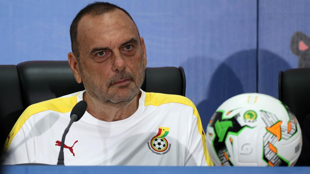 'Stubborn' Avram Grant to stick to playing style against Egypt