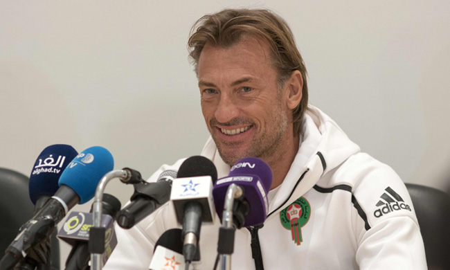 Morocco coach Herve Renard says side must be more clinical