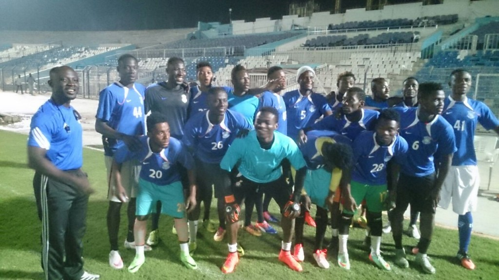 Wa All Stars wrap up preparations ahead of Al Hilal friendly