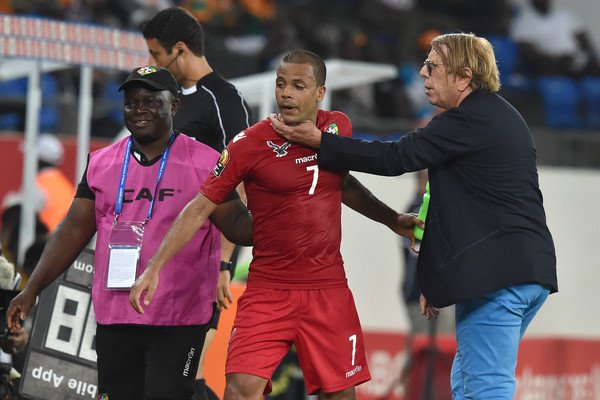 AFCON2017: African legend Kalusha Bawlya hails Togo coach Claud Leroy after Ivory Coast