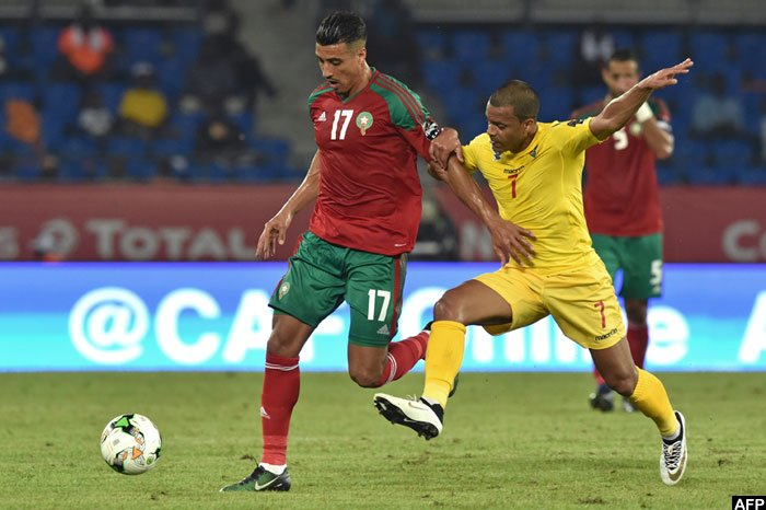 Match Report: Morocco 3-1 Togo - Magical Morocco lash Togo to stay in race