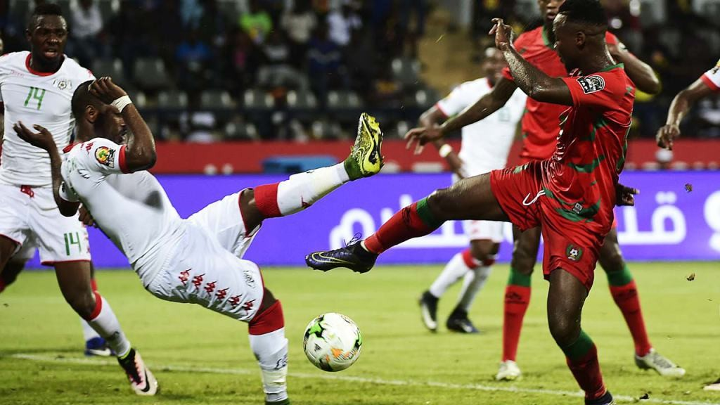 Match Report: Burkina Faso 2-0 Guinea Bissau - Stallions whip Wild Dogs to top Group A