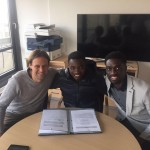 EXCLUSIVE: Tema Youth striker Jonathan Osabutey pens three and half year contract with Werder Bremen