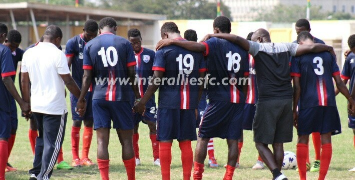 OFFICIAL: Inter Allies confirm El-Wak Sports Stadium as new home ground