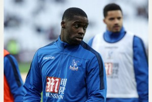 Ghana defender Jeff Schlupp makes first start in Crystal Palace defeat to Everton