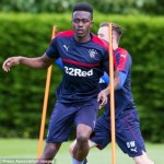 Joe Dodoo's boss at Rangers impressed with first season in Scotland