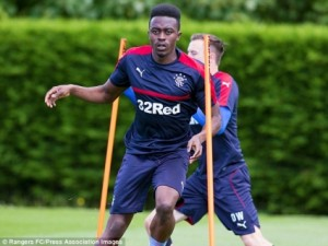 Rangers striker Joe Dodoo wants to hit the ground running after returning from injury