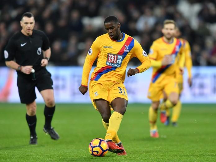 Crystal Palace hero Jeffrey Schlupp sets sight on FA Cup glory