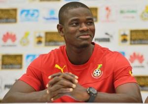 AFCON 2017: Columbus Crew new recruit Jonathan Mensah could play first match against Egypt
