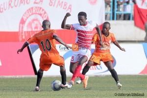 Exciting Ghanaian midfielder James Kotei living dream at Tanzanian giants Simba FC