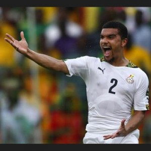 Crystal Palace striker Kwesi Appiah hails Ghana teammates after hard-fought Uganda win