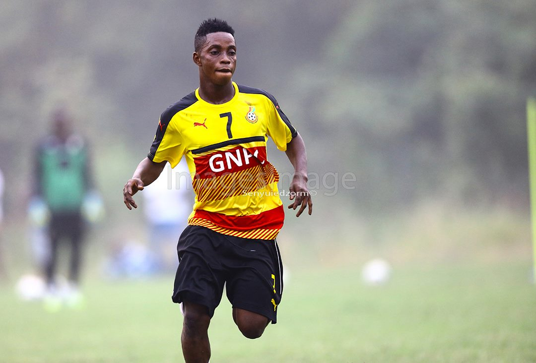 Ghana Premier League best player Latif Blessing dropped from Africa Cup of Nations squad