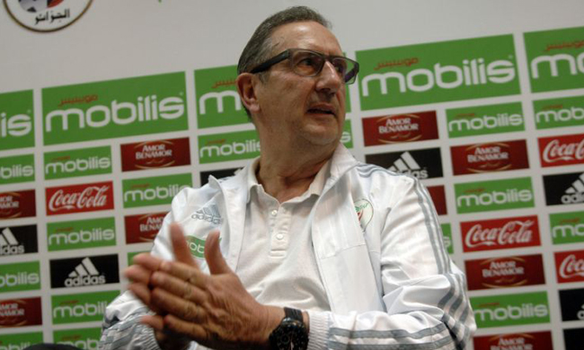 Algeria coach George Leekens quits after Africa Cup Nations exit
