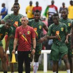 AFCON 2017: Mali coach Alan Giresse insist Eagles have equal chance of qualifying from Group D