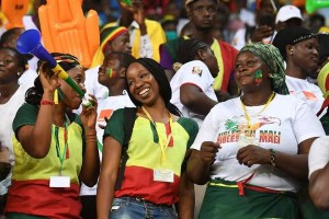 Noisy Mali supporters to overwhelm Ghana in AFCON clash
