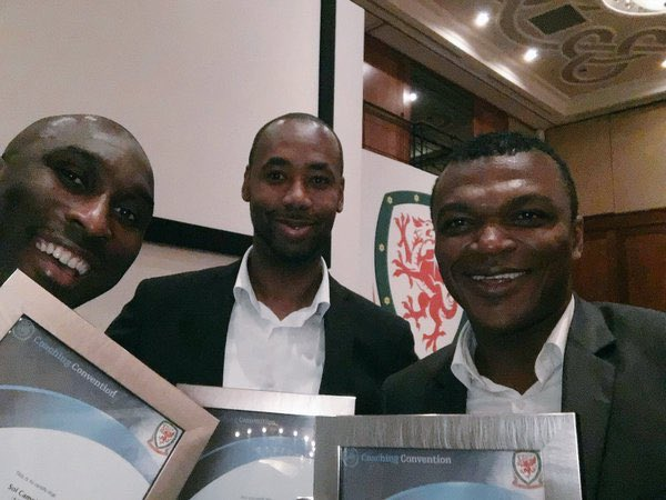 Marcel Desailly gets his UEFA Pro coaching licence, to join race for Black Stars job