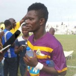 LOCAL TRANSFER: Medeama star Kwasi Donsu reveals Hearts of Oak interest