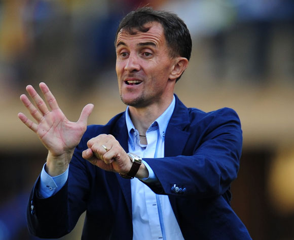 Uganda coach Micho bemoans 'one mistake' after slim defeat to Ghana