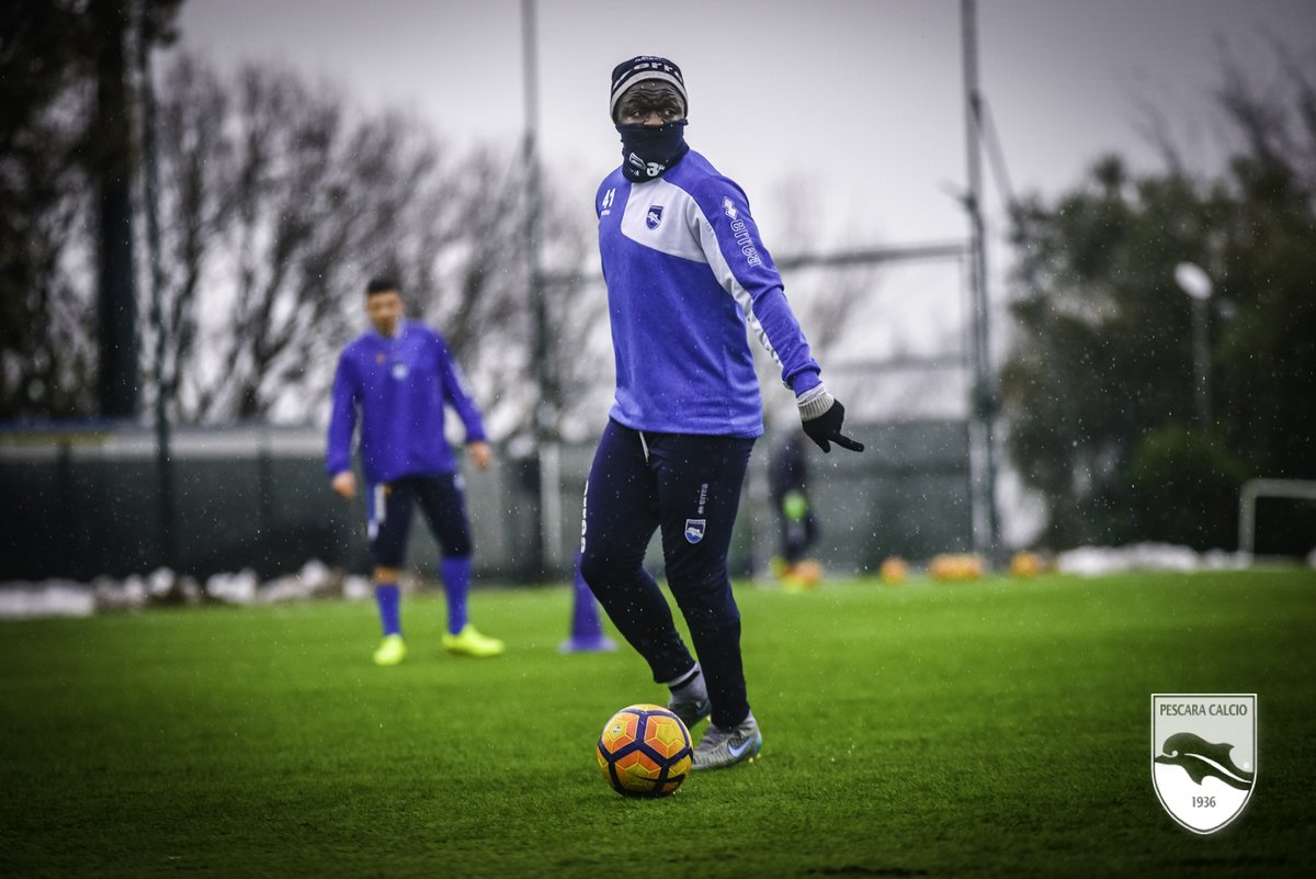 Sulley Muntari trains with Pescara ahead of sealing move with Italian Serie A side