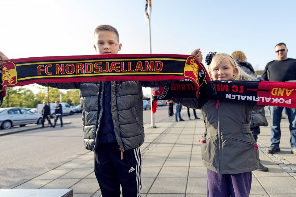 Nordsjaelland finished ninth of 14 teams in the SuperLiga last season (Source: Getty)