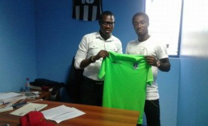 Bechem United new recruit Owusu Bempah wants to help side excel in Africa