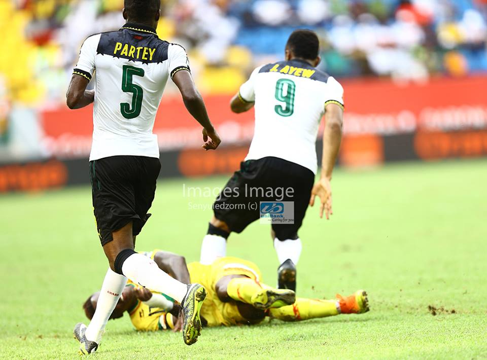 VIDEO: Ghana star Thomas Party eyes revenge against Egypt at 2017 AFCON