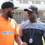 Inter Allies coach Prince Owusu profits from league delay to build team