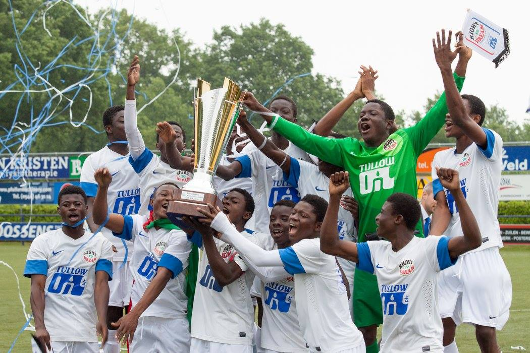 The Right To Dream academy's teams have won a host of international tournaments (Source: Right To Dream)