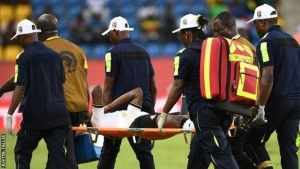 Baba Rahman injury threatens to derail Black Stars' campaign