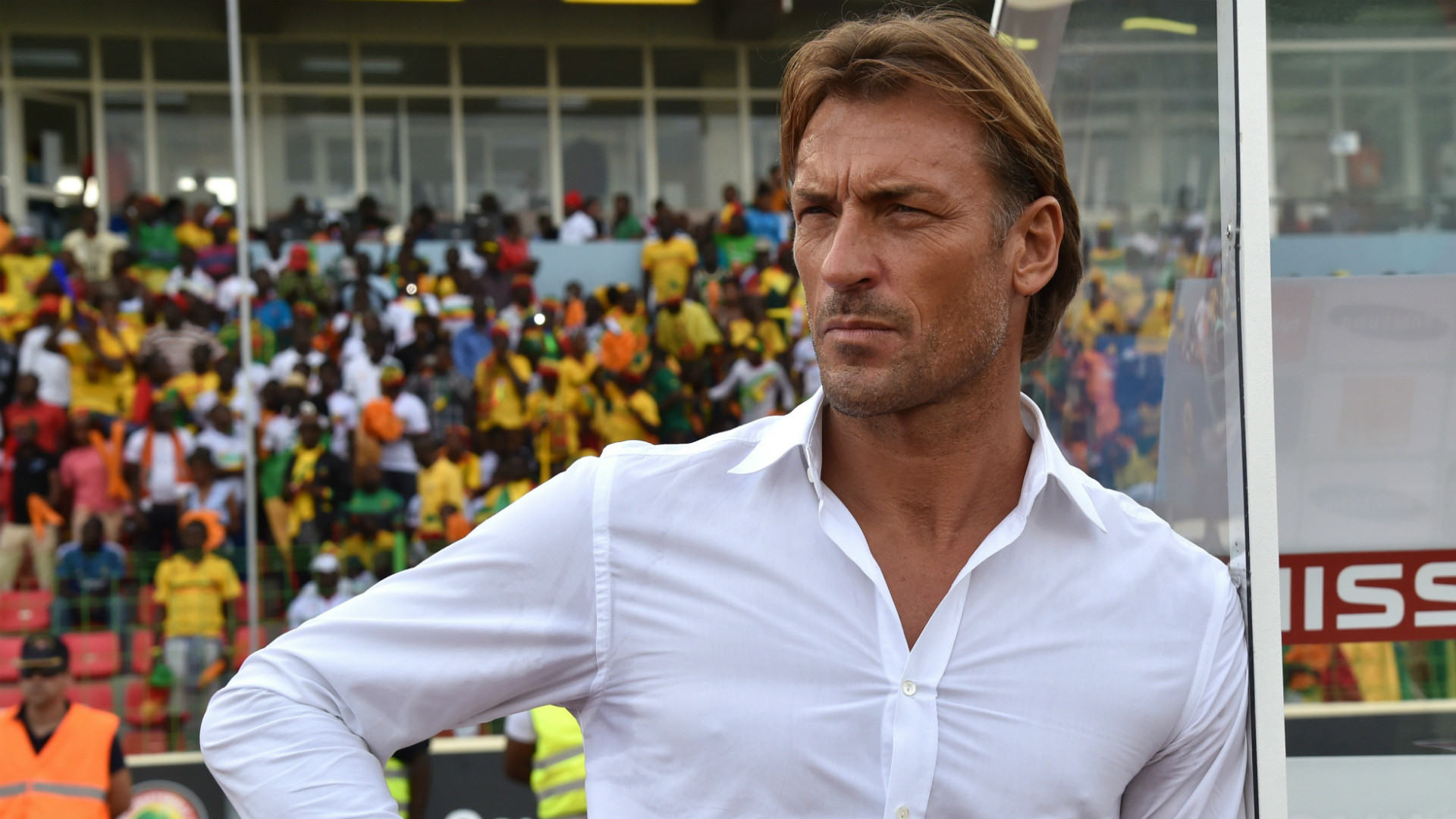 Morocco coach Herve Renard given contract extension until 2022