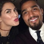 Kevin Prince Boateng's wife Melissa Satta expecting second child- Report