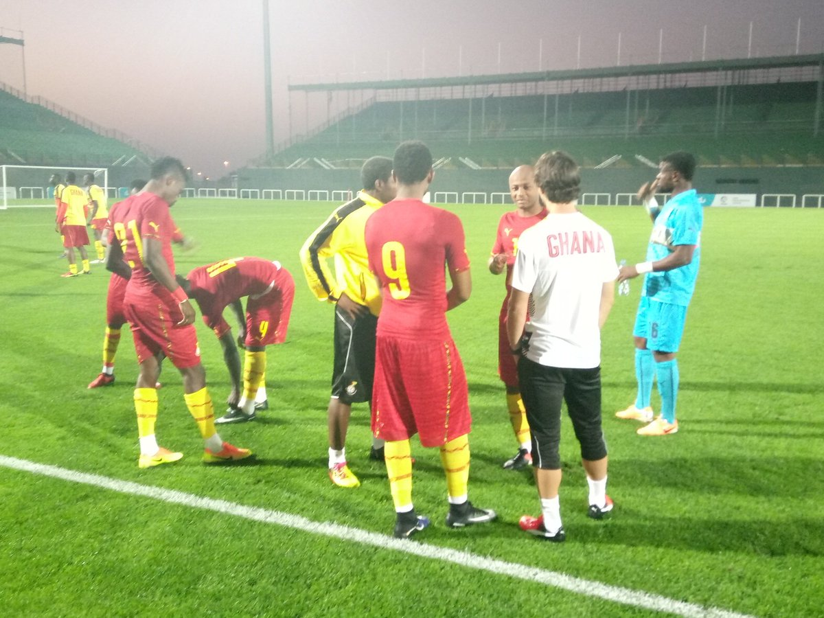 VIDEO: Ghana captain Asamoah Gyan and coach Avram Grant speak after pre-AFCON friendly win