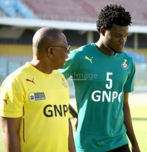Ex-Ghana star Augustine Arhinful heaps praise on midfielder Thomas Partey after Uganda win