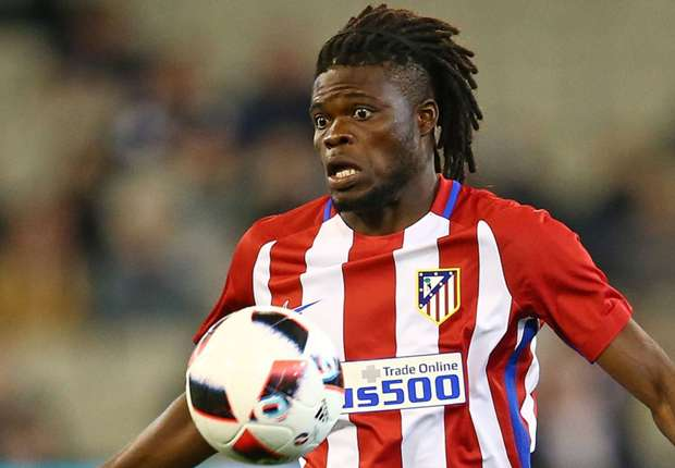 Atletico boss Simeone includes Thomas Partey in Champions League squad to face Madrid ...