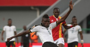 Ghana captain Asamoah Gyan hails Essien-like Atletico Madrid star Thomas Partey